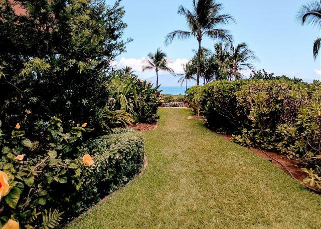 Path to Beach - Honua kai Konea