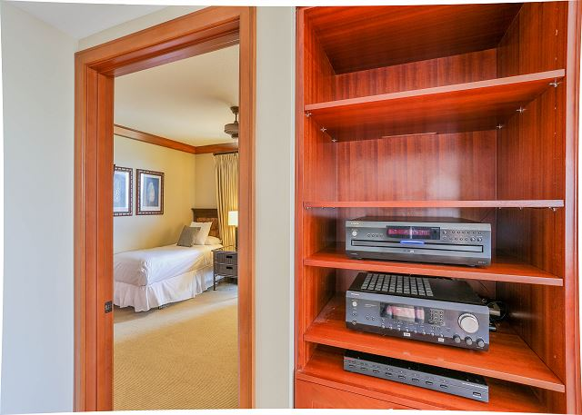 Surround sound and music system