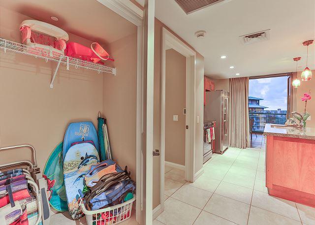 Our fun closet!