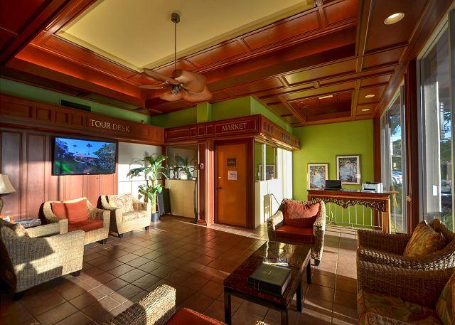 Maui Eldorado lobby