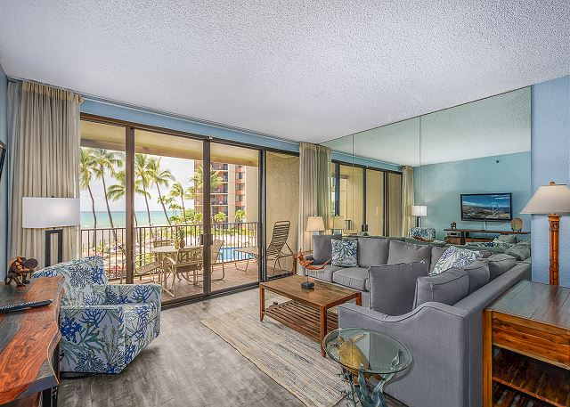 Kaanapali Shores - 259 - So close to the Beach!! 2b/2b