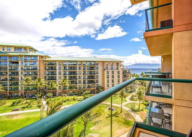 Honua Kai - Konea 606 - Partial Ocean and Mountain Views! 2b/1b
