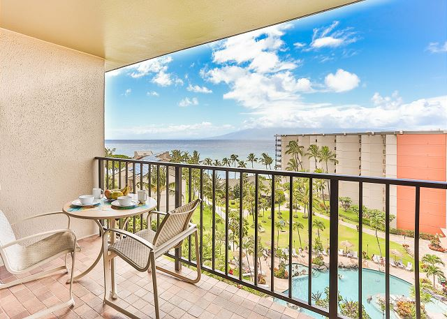 Kaanapali Shores - 943 - Panoramic Ocean View! 1b/1b