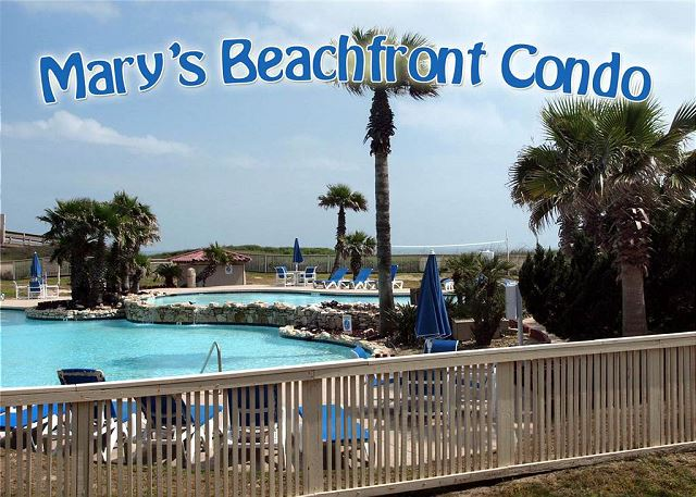 112 Mary's Beachfront Condo