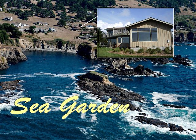 Walk to Caspar Beach or Point Cabrillo Light Station right from your front door!