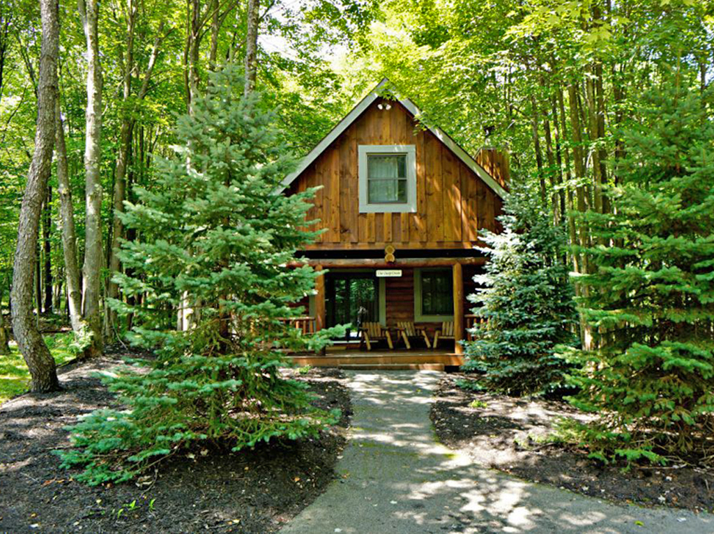 maryland cabin awesome rentals luxury md dippin cabins smoky mountain and inside pigeon skinny rental forge bedroom
