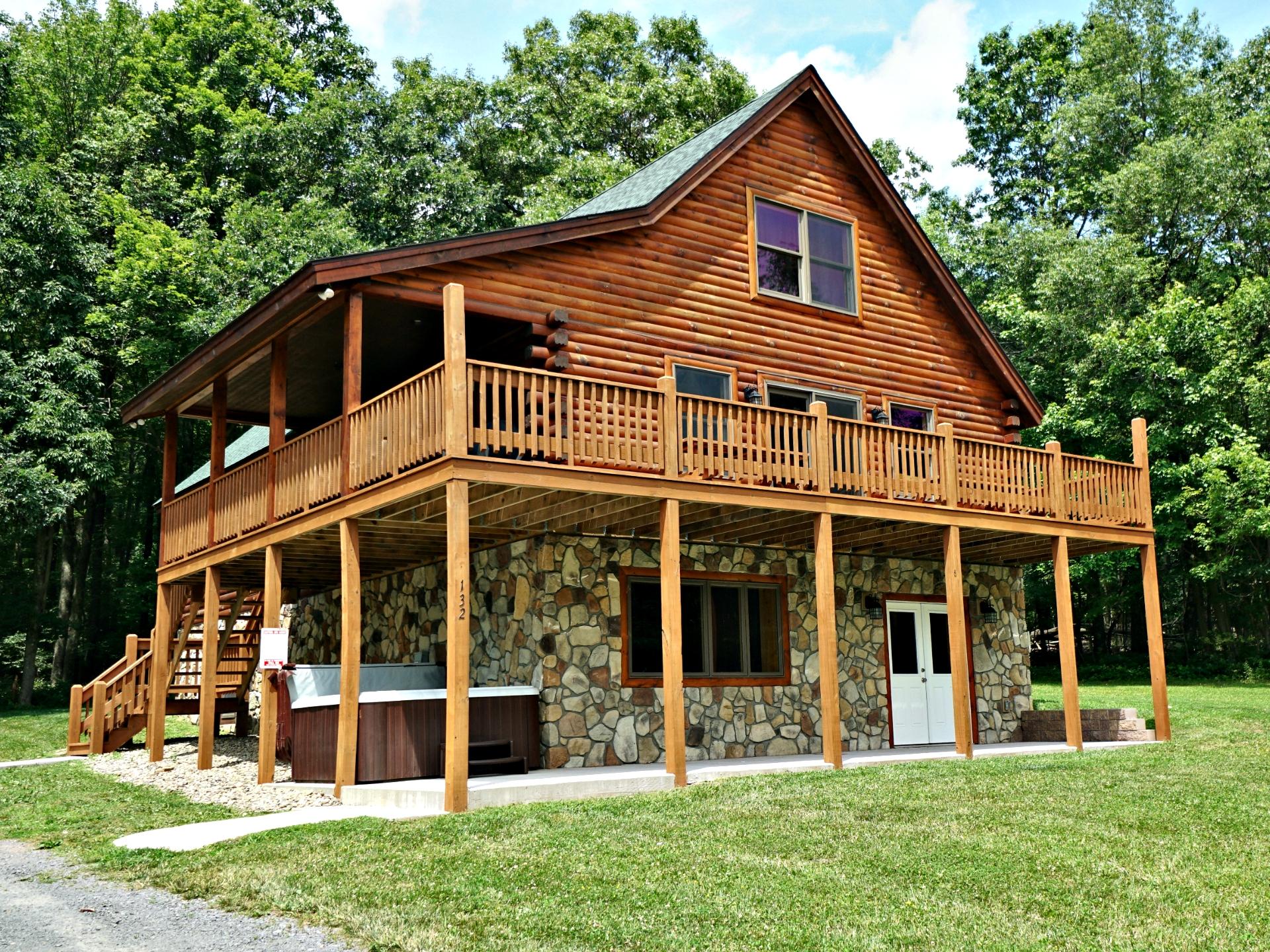 rent uinta summer lc sq log utah majestic cabins properties rentals for mount home vacation ext ski rental