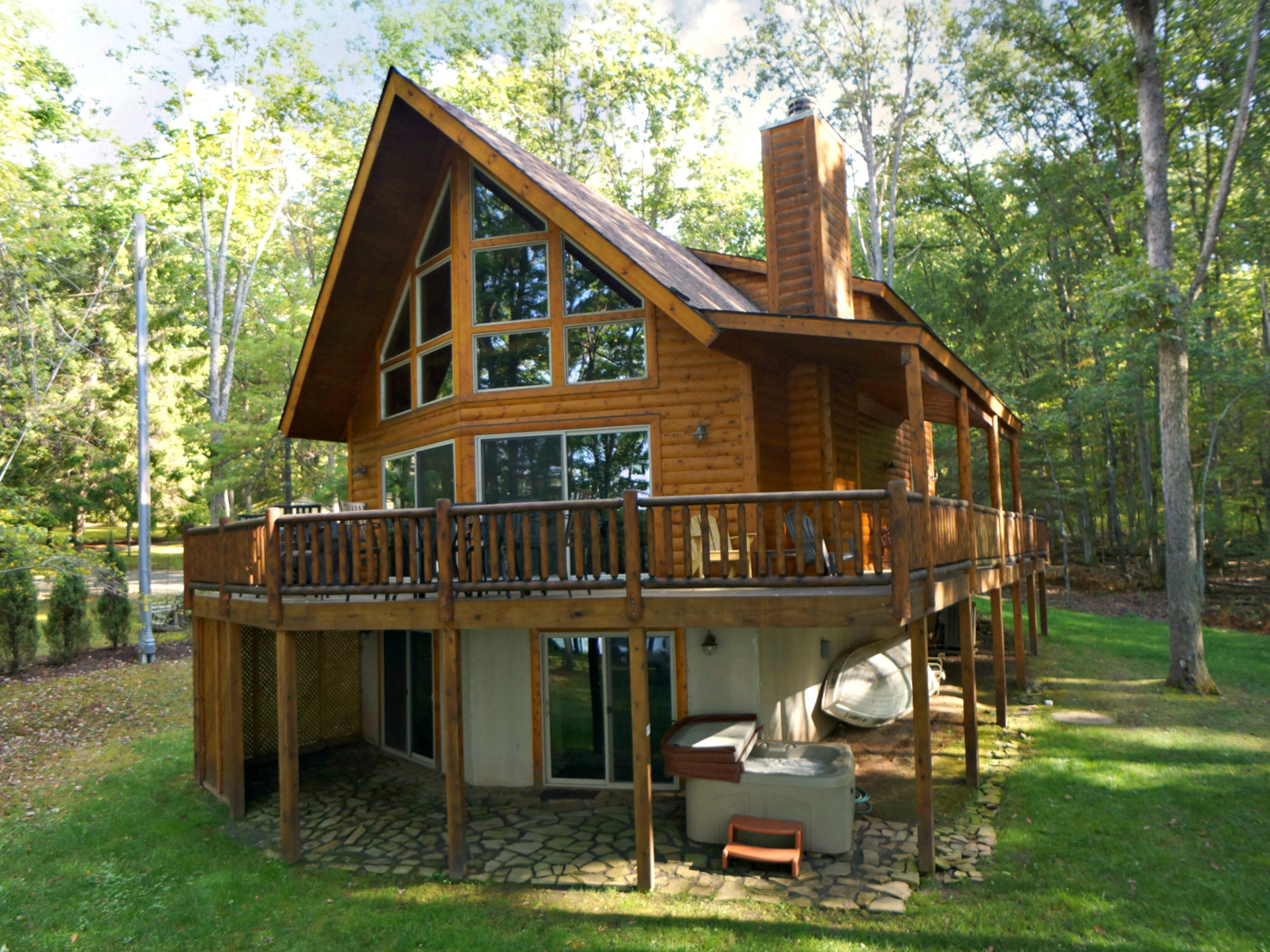 fun for mountainview deep rentals court vacation creek built lake cabins cabin
