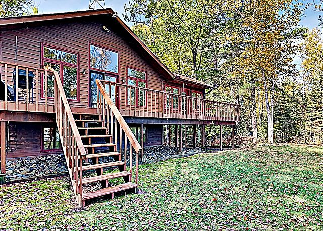 Beaver Bay Lodge On 2,500 Acre Nelson Lake Hayward, WI