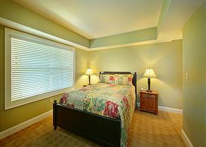 third bedroom pigeon forge condo