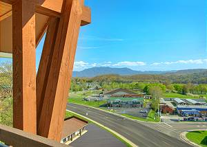 pigeon forge condo mountain view
