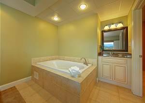 large tub condo