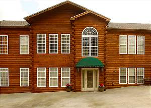 Gatlinburg Large cabin-Descriptive