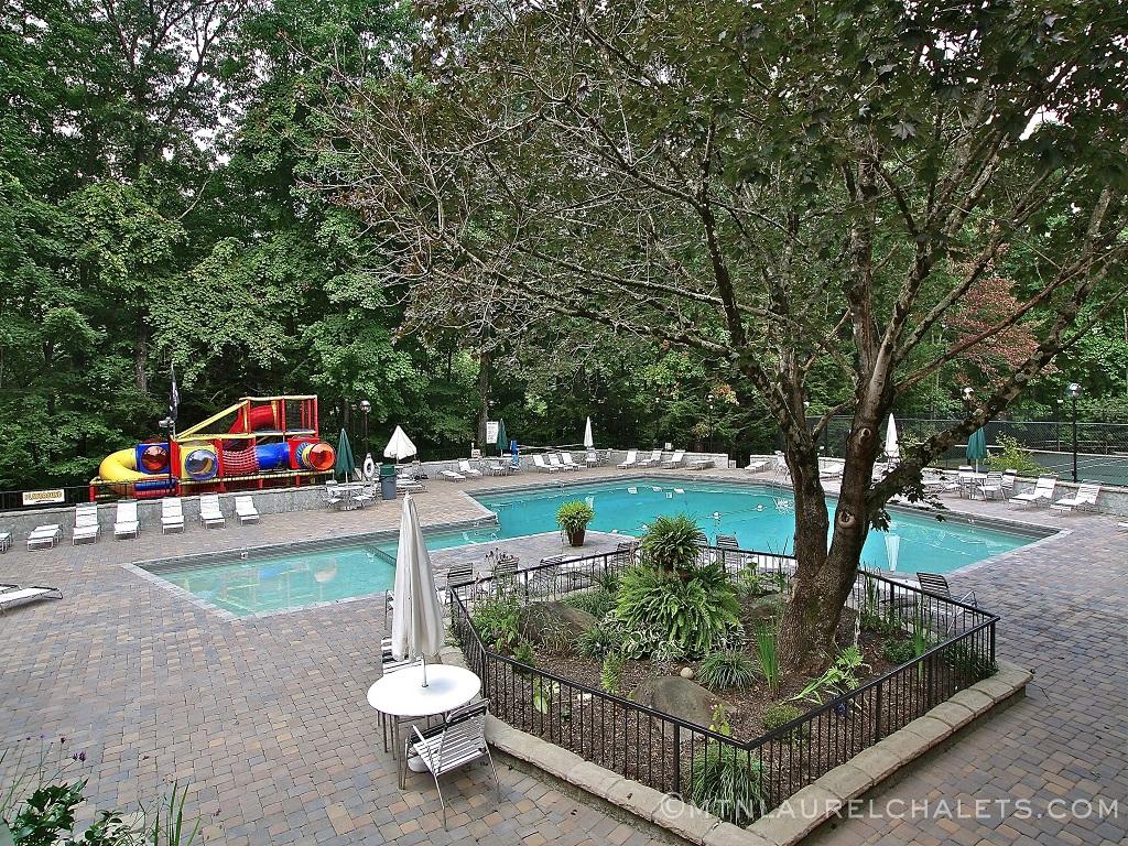 S. Baden Pool-Original