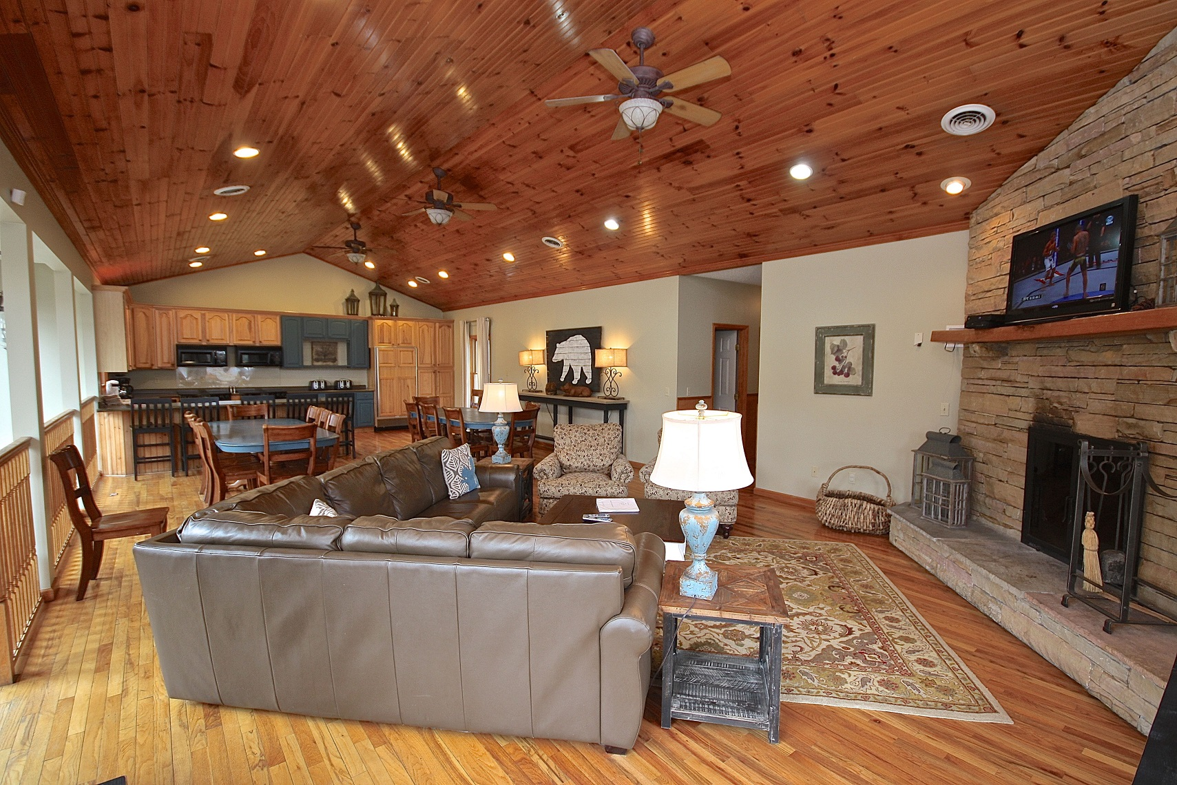 Living Room Upstairs-Original