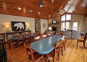 Laurel Lodge A 12 Bedroom Cabin In Gatlinburg Tennessee