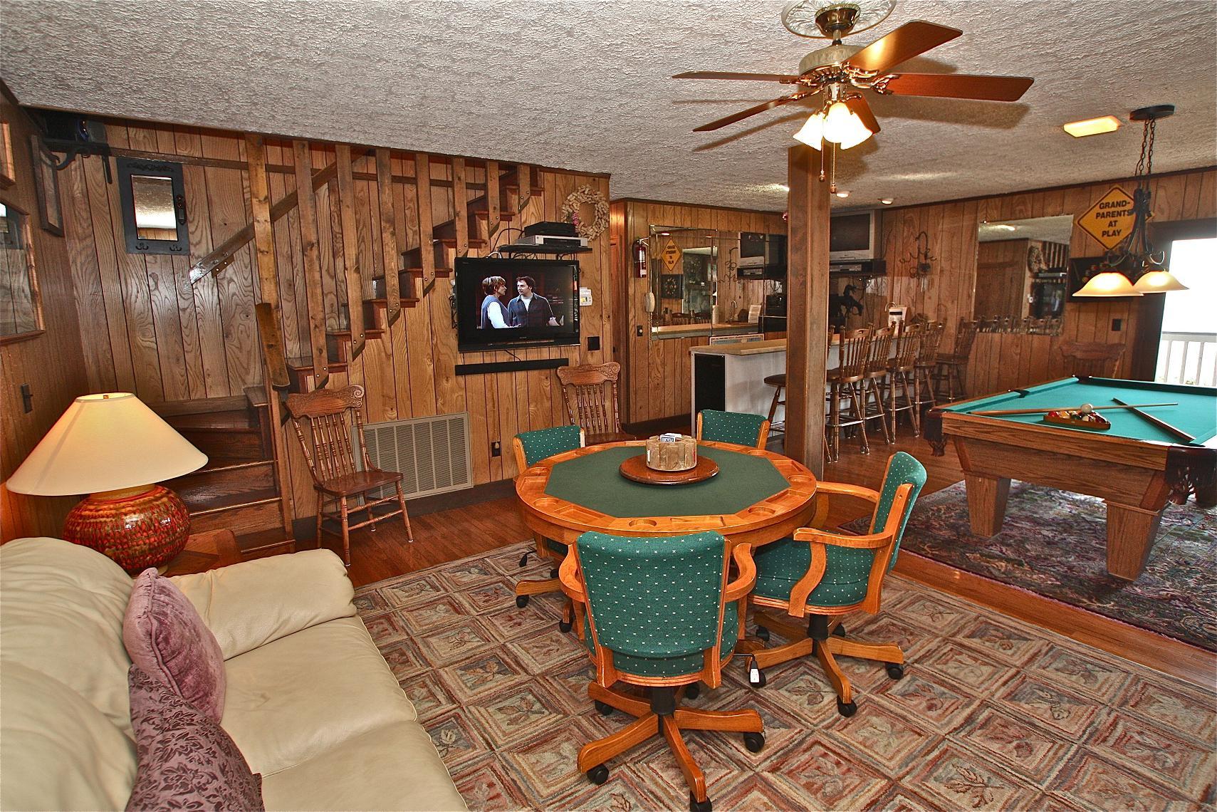 cedar pointe a 5 bedroom cabin in gatlinburg tennessee mountain