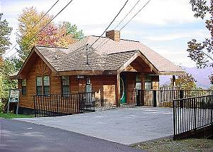Gatlinburg Cabin-Descriptive