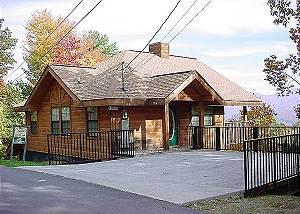 Gatlinburg Cabin-Descriptive