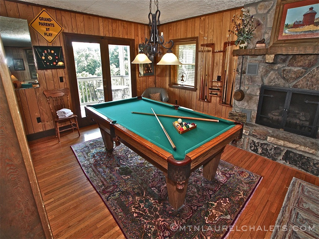 cedar pointe a 5 bedroom cabin in gatlinburg tennessee