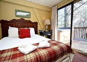 Main floor bedroom-Descriptive