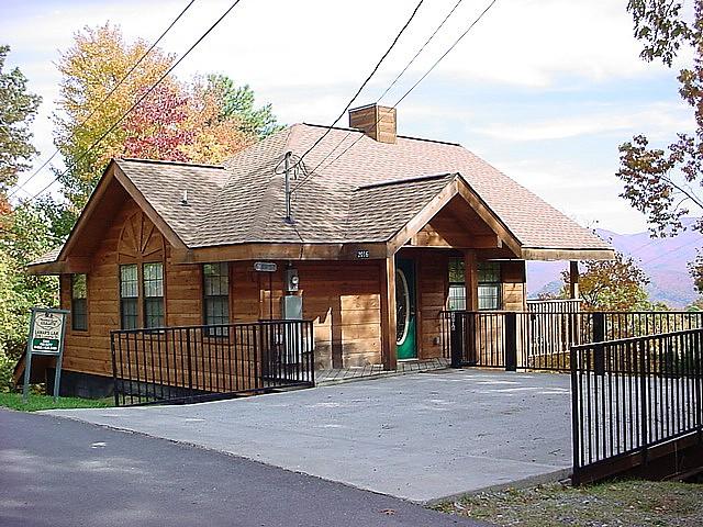 Gatlinburg Cabin-Original