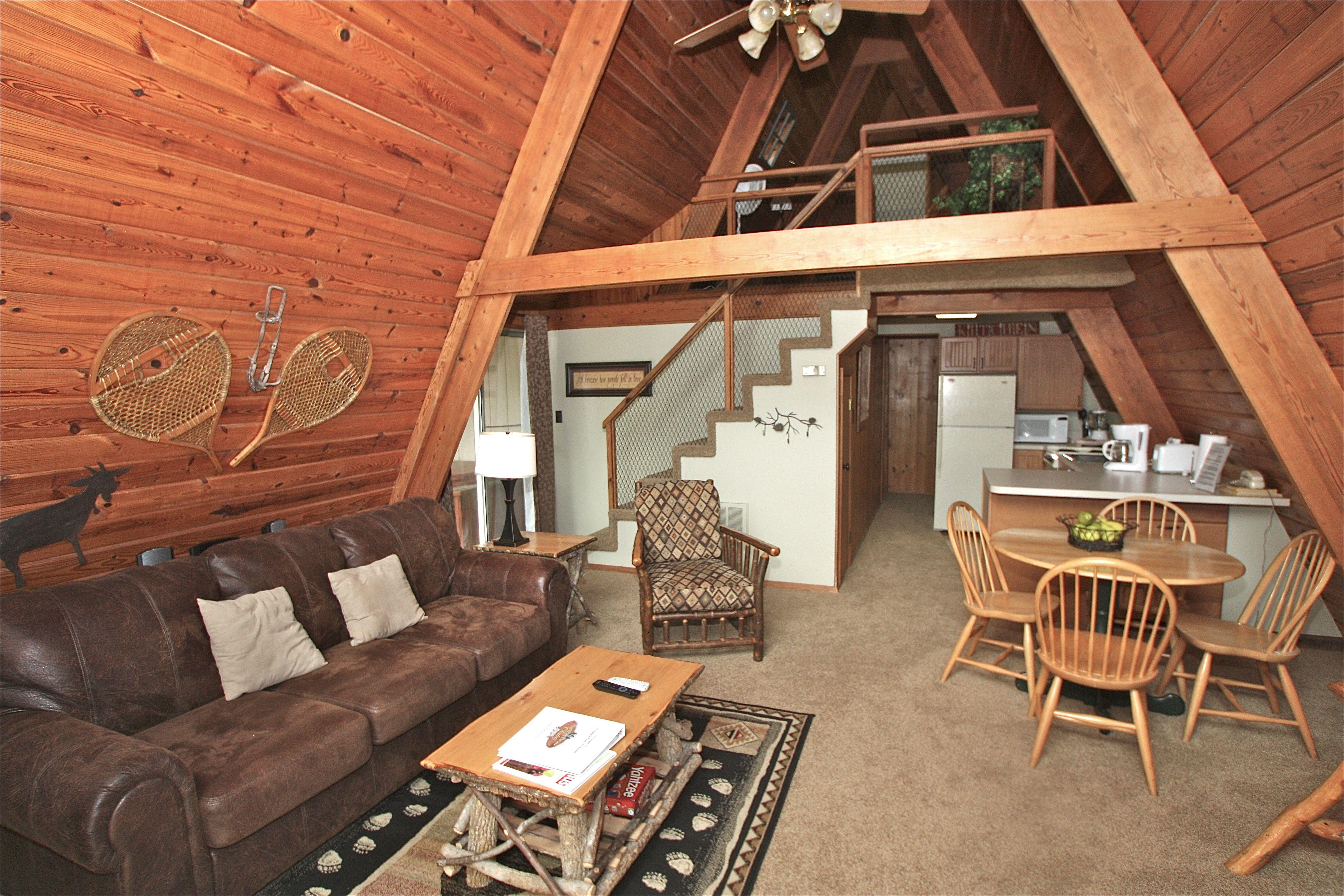 Pinetop a 1 bedroom cabin in gatlinburg tennessee - 1 bedroom cabin rentals gatlinburg tn ...