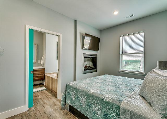 Honymoon suite