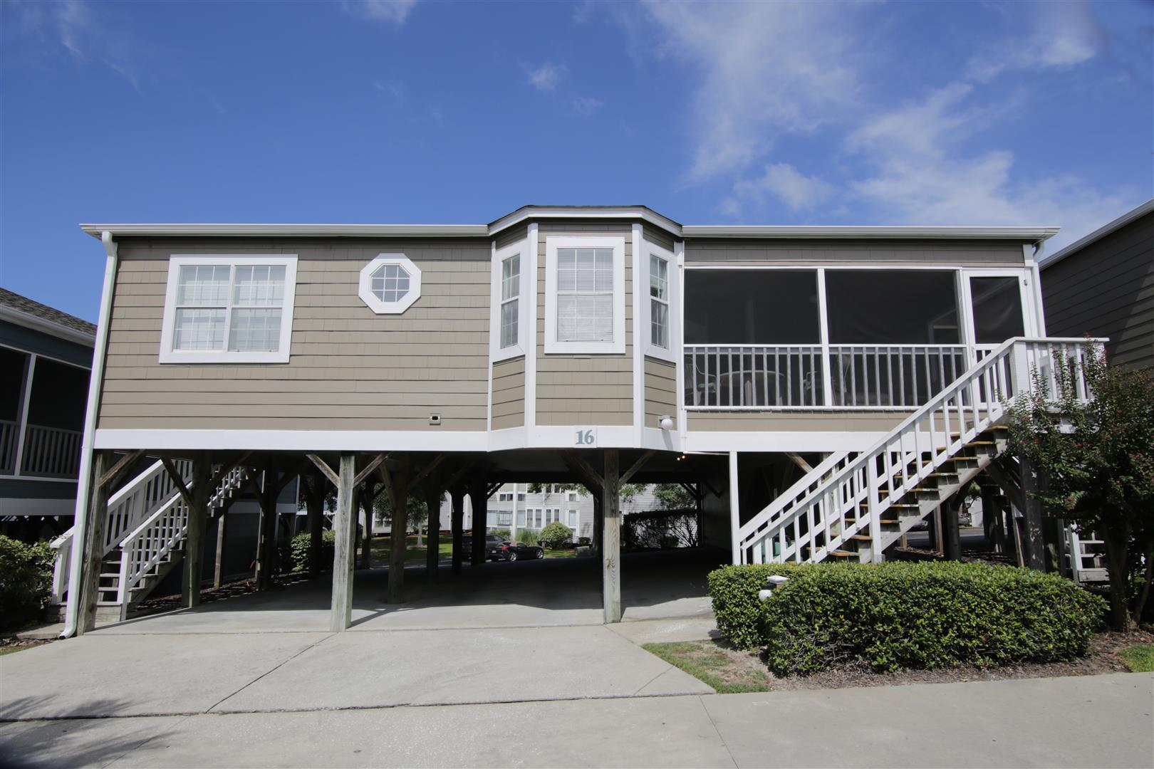 Description. Arbor House  16 2nd Row   Beyond  P    Myrtle Beach Condo Rental