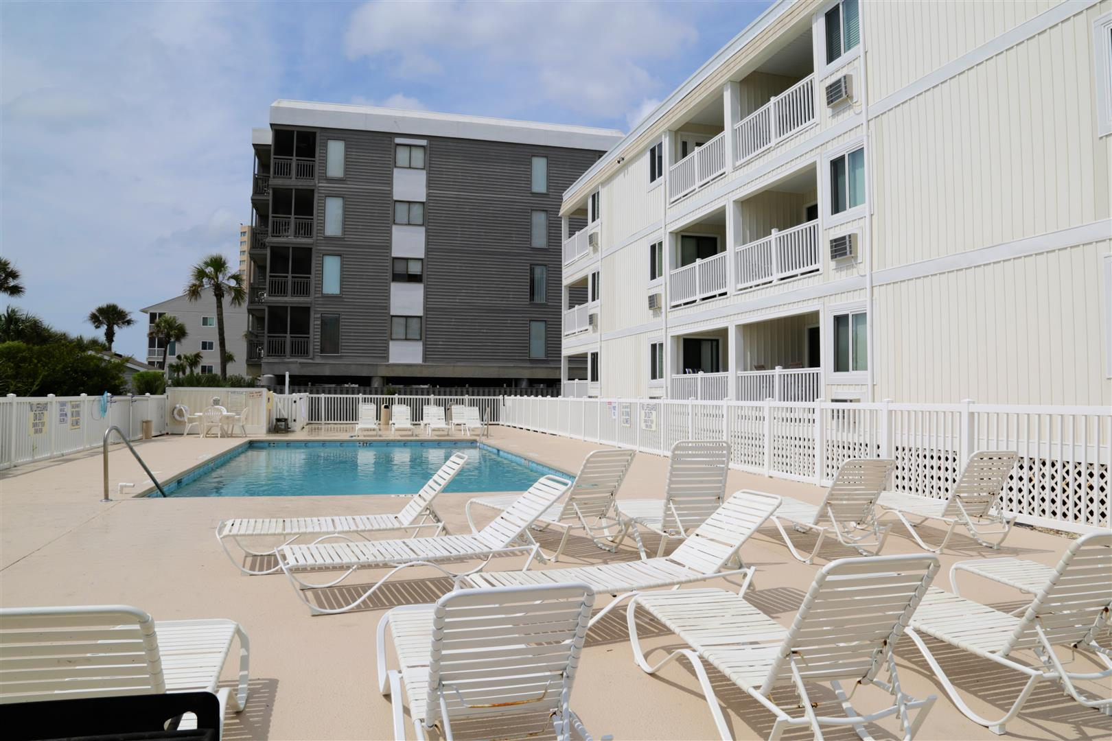 A Place At The Beach V A204 Ocean Side Myrtle Vacation Als