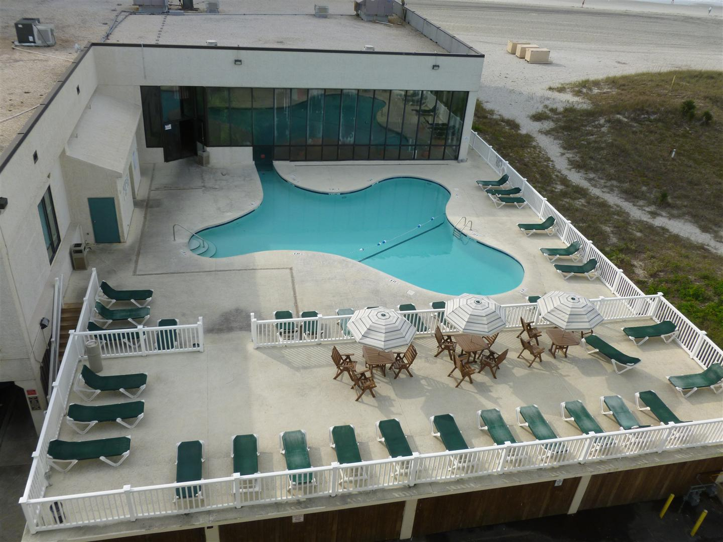 Sands Beach Club 820 Ph Ii Ocean Front P Myrtle Vacation Als