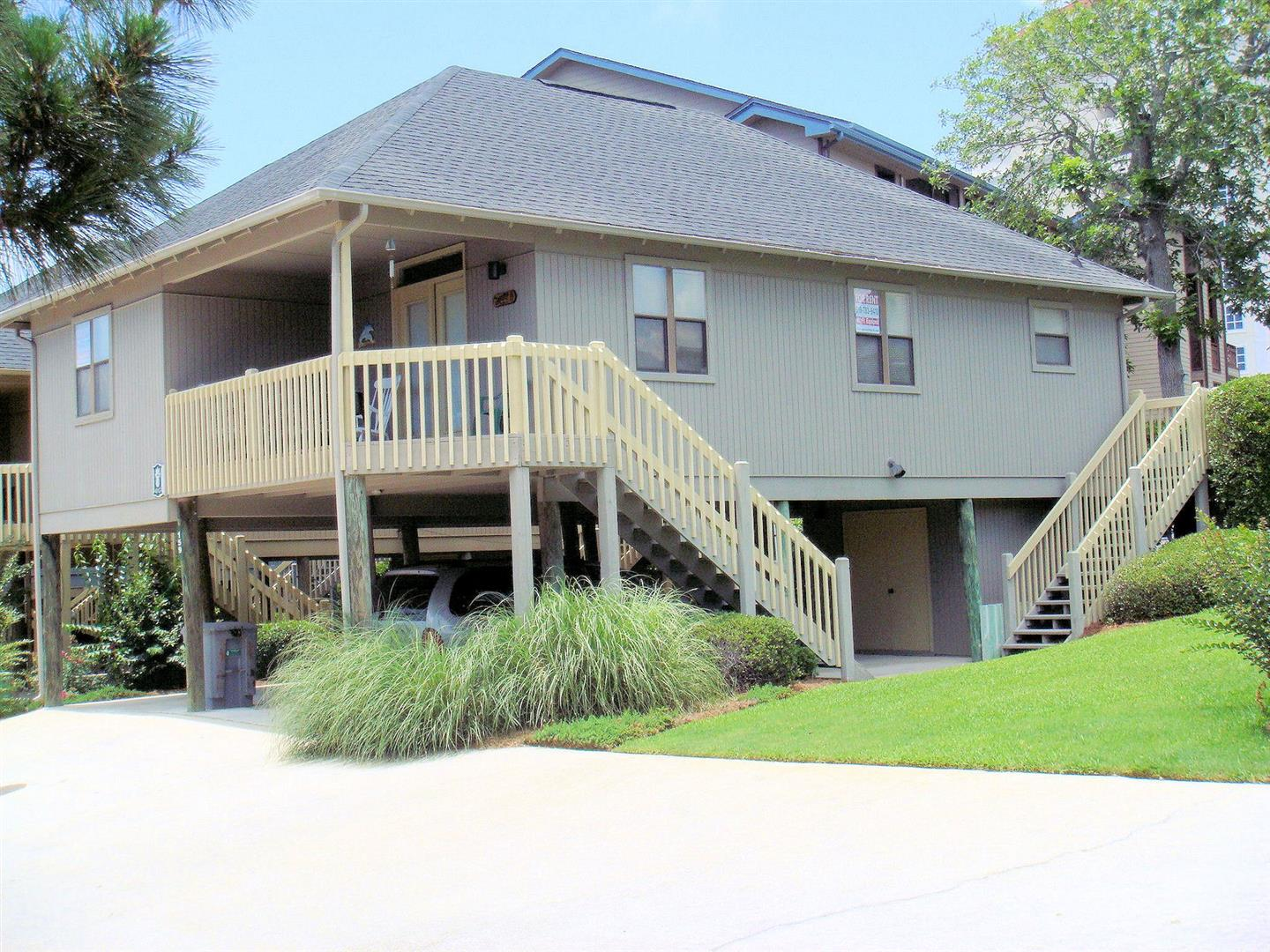 Description. Guest Cottage  40 2nd Row   Beyond  P    Myrtle Beach Condo Rental