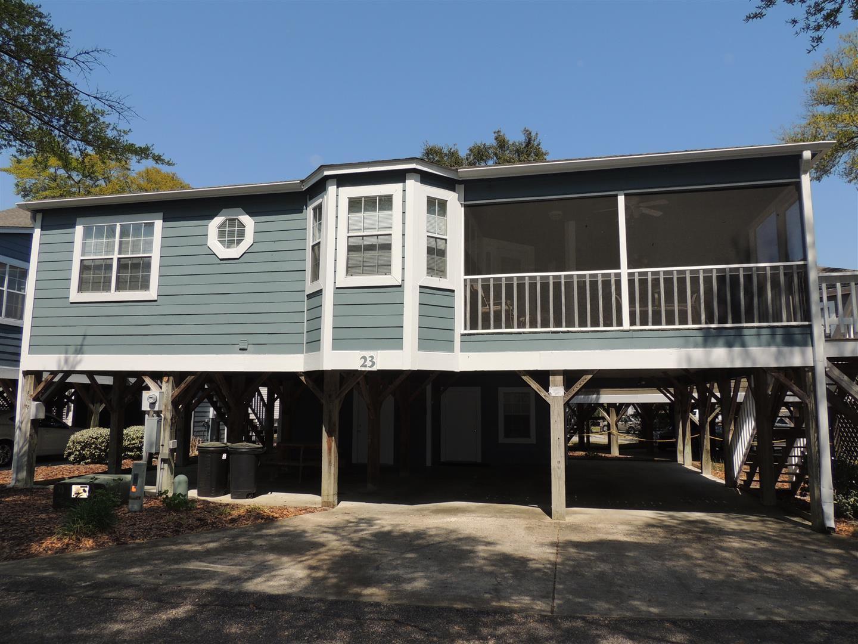 Description. Arbor House  23 2nd Row   Beyond  E    Myrtle Beach Condo Rental