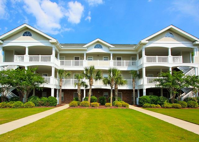 Barefoot Resort Ironwood 1522