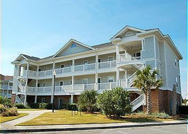 Barefoot Resort Willow Bend 334