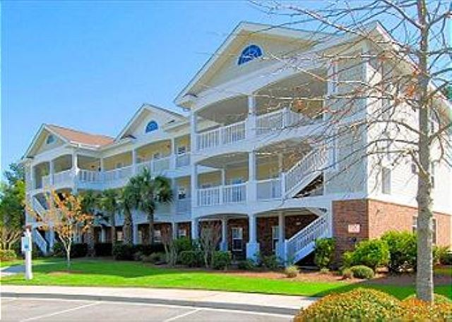 Barefoot Resort Wedgewood 812