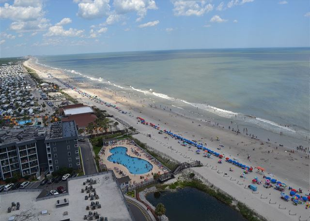 Myrtle Beach Resort T1805 | Fantastic Condo with Awesome Ocean View