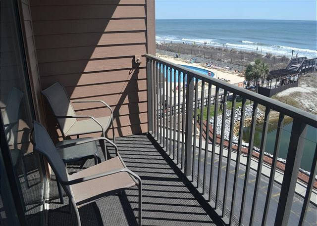 Myrtle Beach Resort B302 | Updated and Gorgeous Ocean Front Condo