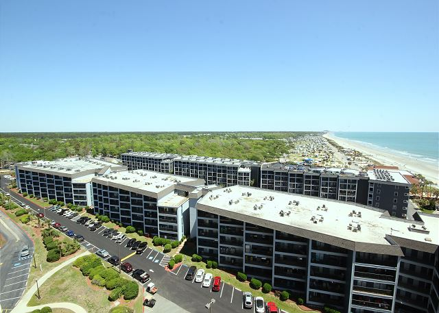 Myrtle Beach Resort T1211; Beautifully Appointed with Awesome Ocean View