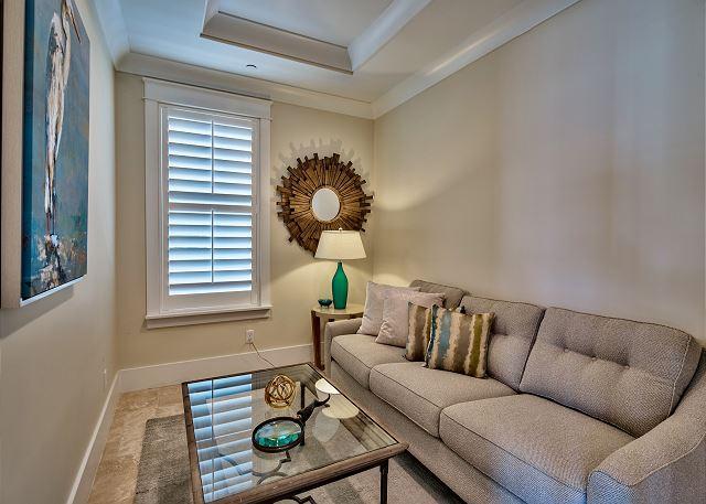 Ground Floor Master Bedroom Sleeper Sofa!