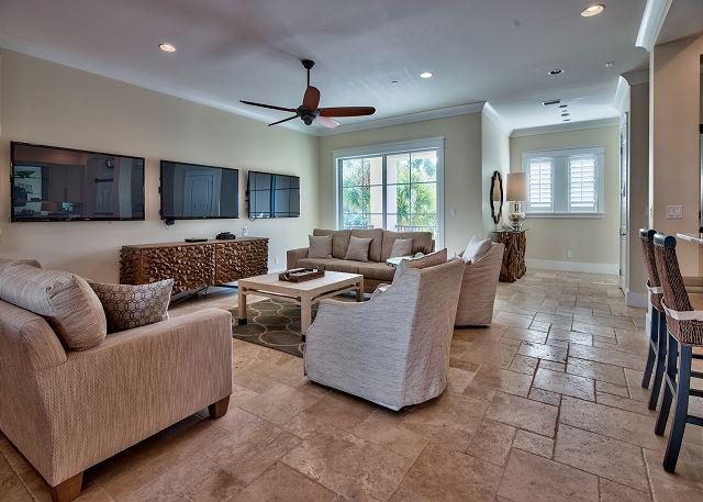 Second Floor Living Area!
