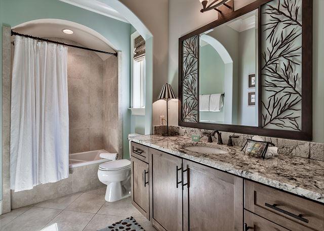 Third Floor Bathroom!