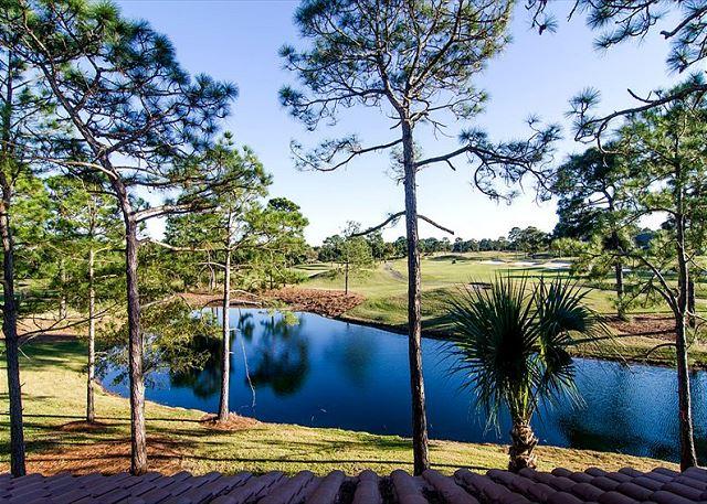 Golf Course/ Lake view