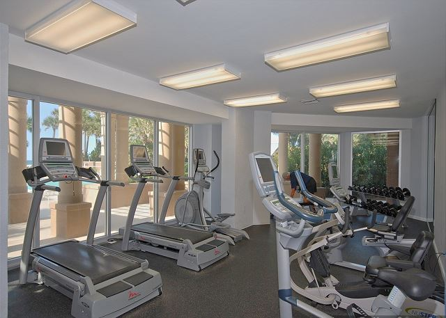 Westwinds Community Exercise Room