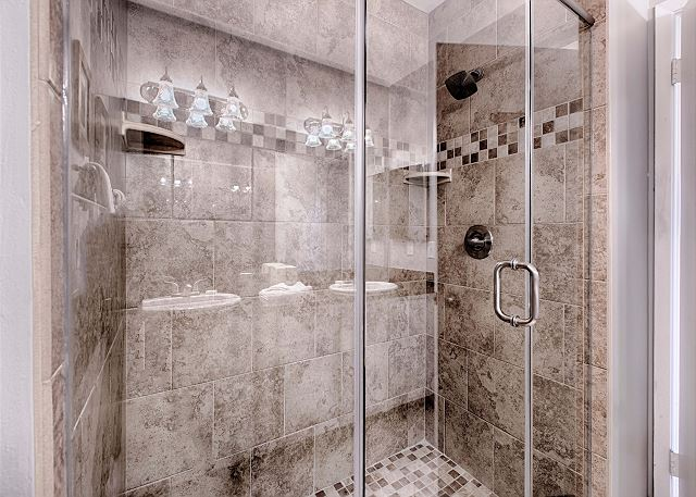 Stand up shower