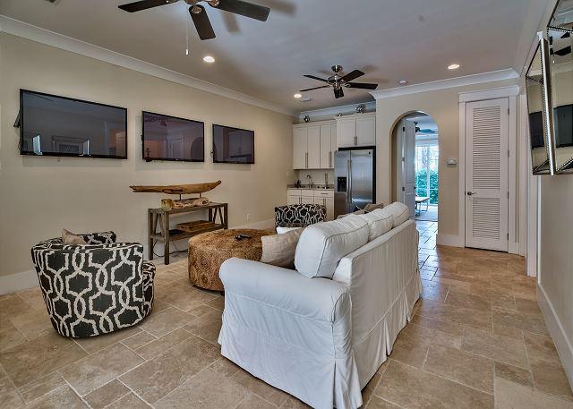 Ground Floor Living Area!