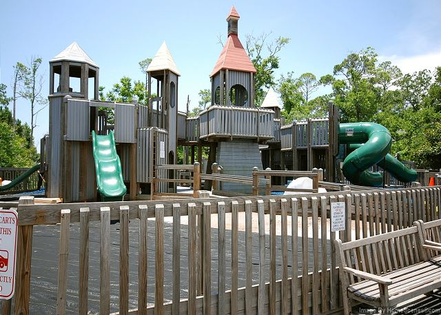 Playground at The Villages of Baytowne