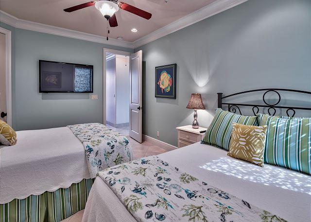 Second Floor Bedroom!