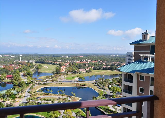 Balcony Resort View