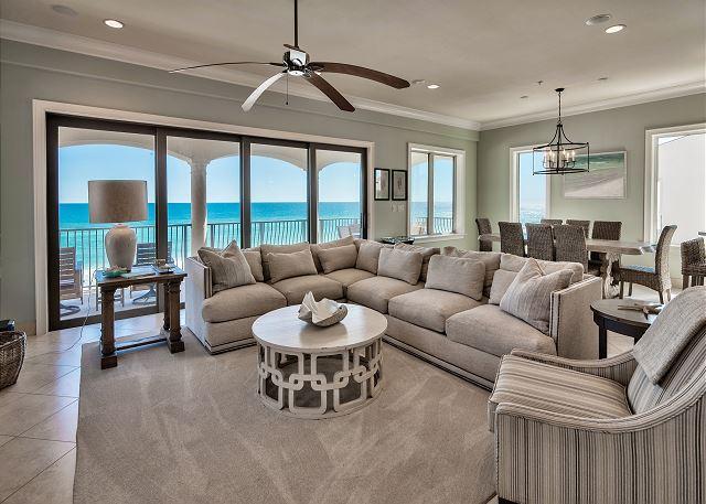 Third Floor Living Area!